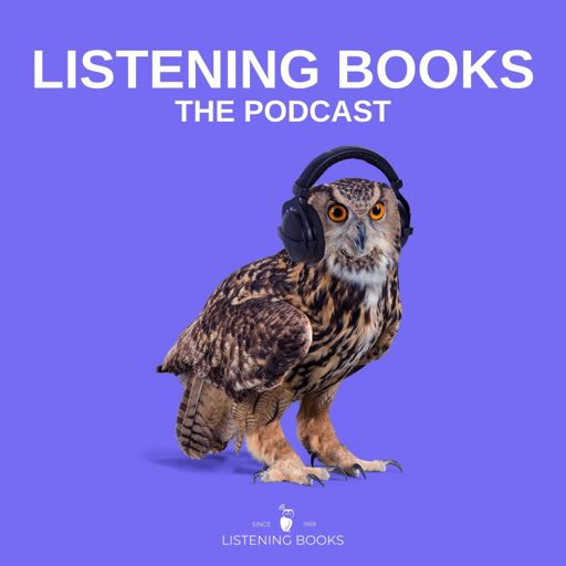 Cover art for podcast The Listening Books Podcast