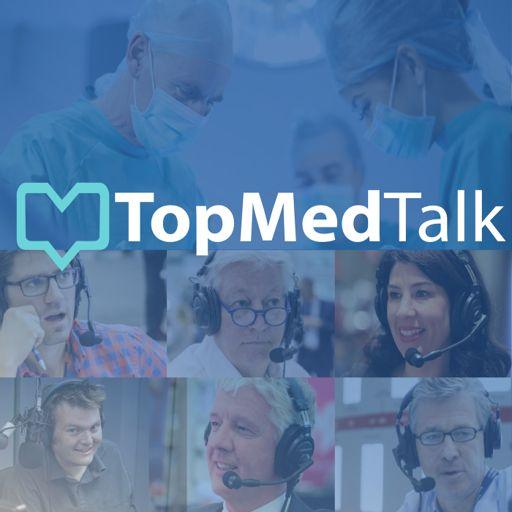 Cover art for podcast TopMedTalk