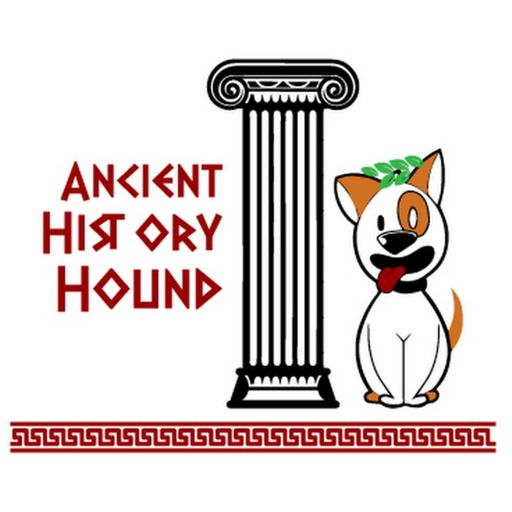 Cover art for podcast Ancient History Hound