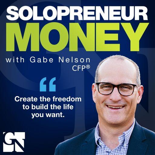 Cover art for podcast Solopreneur Money