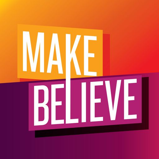 Cover art for podcast Make-Believe