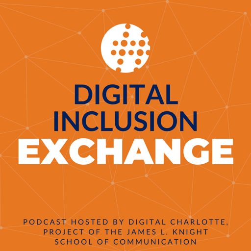 Cover art for podcast Digital Inclusion Exchange
