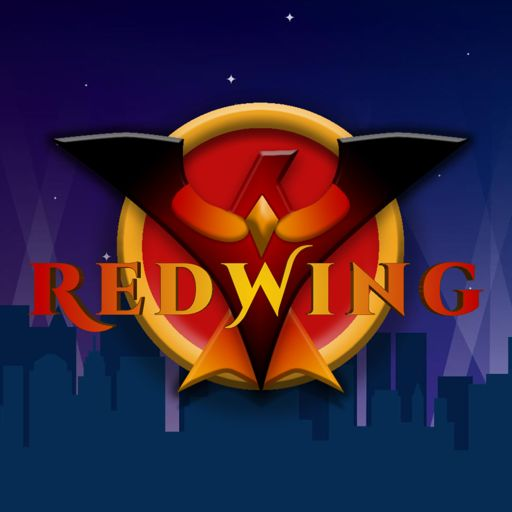 Cover art for podcast RedWing: The Audio Drama