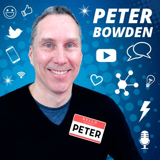 Cover art for podcast Peter Bowden Live