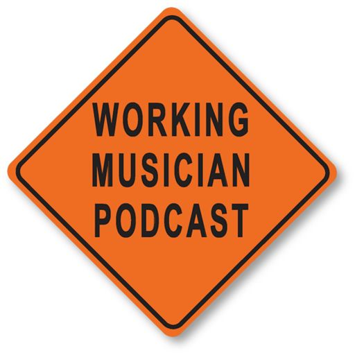Cover art for podcast Working Musician Podcast