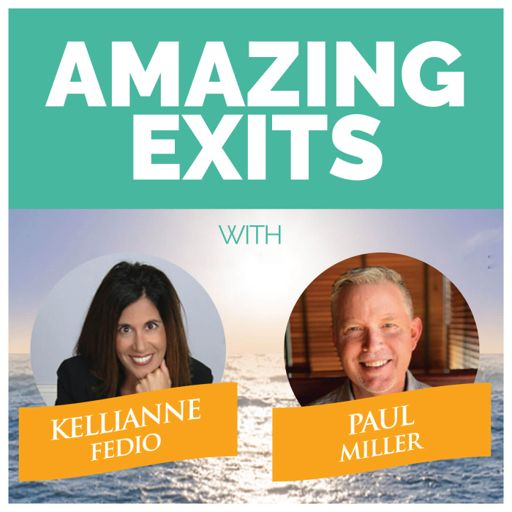 Cover art for podcast Amazing Exits Podcast