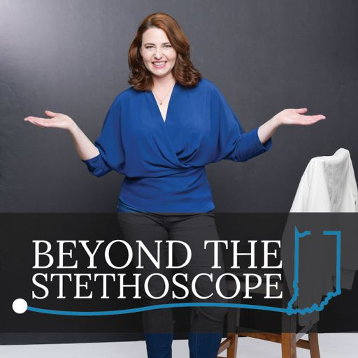 Cover art for podcast Beyond The Stethoscope