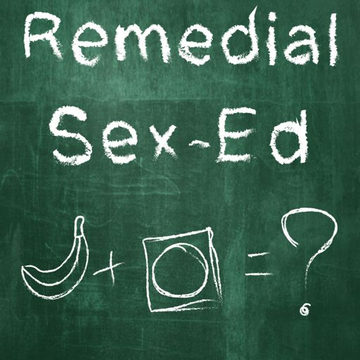 Cover art for podcast Remedial Sex Ed