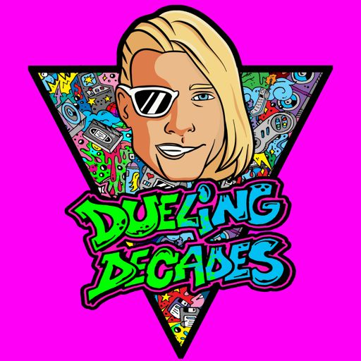 Cover art for podcast Dueling Decades