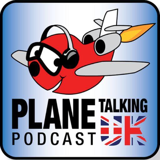 Cover art for podcast Plane Talking UK's Podcast
