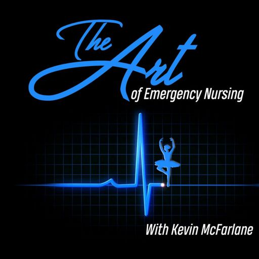 Cover art for podcast Art of Emergency Nursing