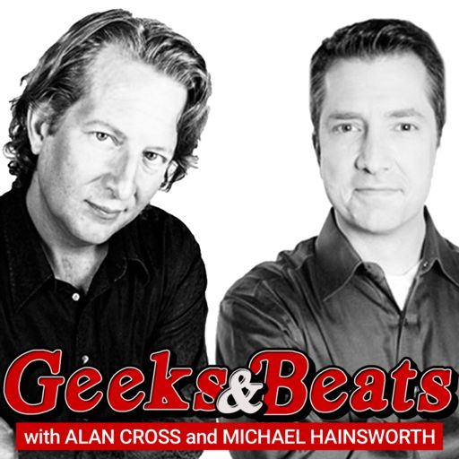 Cover art for podcast The Geeks & Beats Podcast