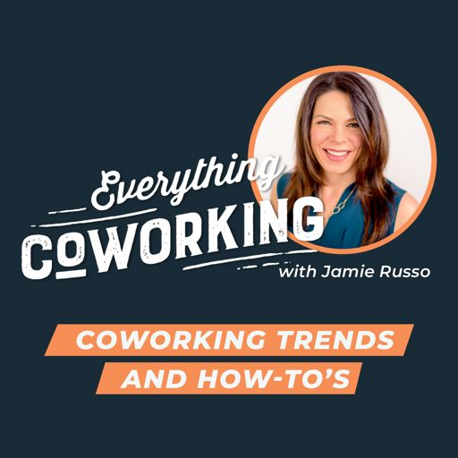 Cover art for podcast Everything Coworking