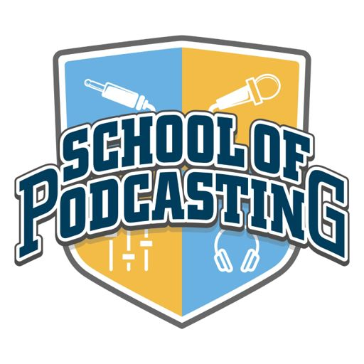 Cover art for podcast School of Podcasting