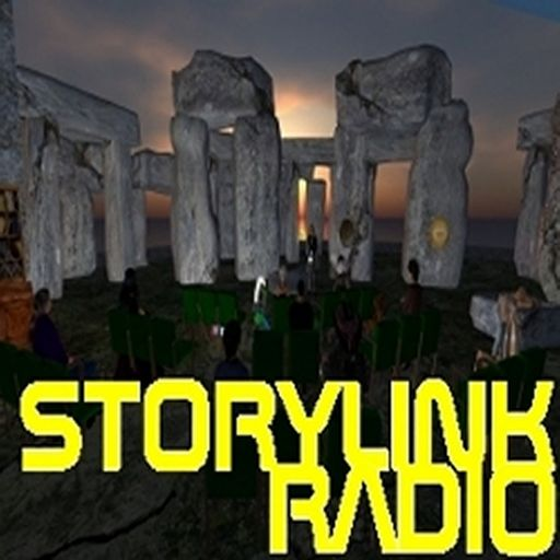 Cover art for podcast StoryLink Radio