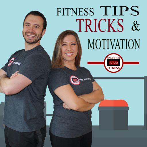 Cover art for podcast Under Ten Fitness Talk Show