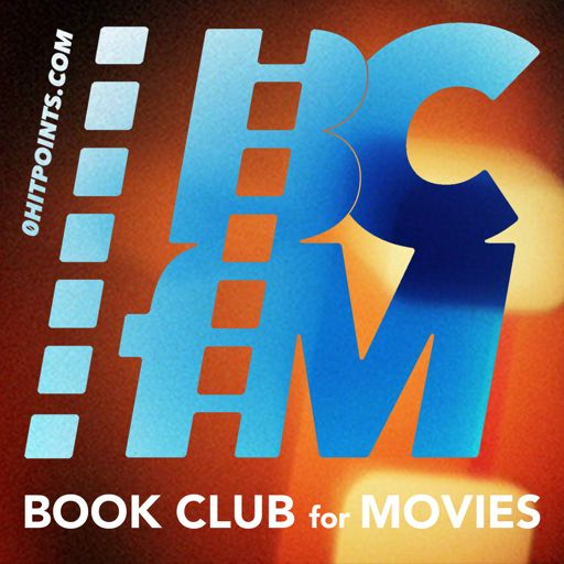 Cover art for podcast Book Club for Movies