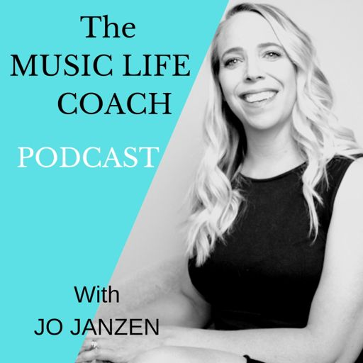 Cover art for podcast The Music Life Coach Podcast
