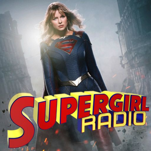 Cover art for podcast Supergirl Radio