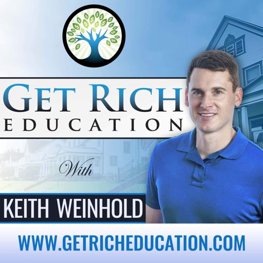 Cover art for podcast Get Rich Education