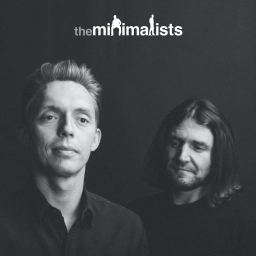 Cover art for podcast The Minimalists Podcast