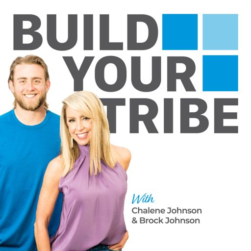 Cover art for podcast Build Your Tribe   Grow Your Business with Social Media