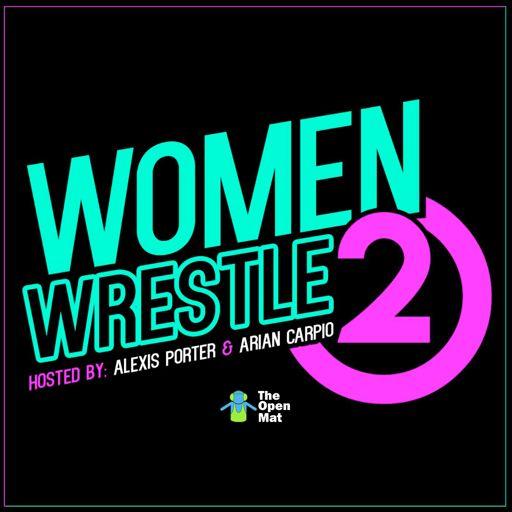 Cover art for podcast Women Wrestle 2