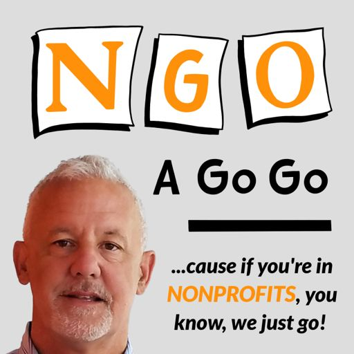 Cover art for podcast NGO A Go Go
