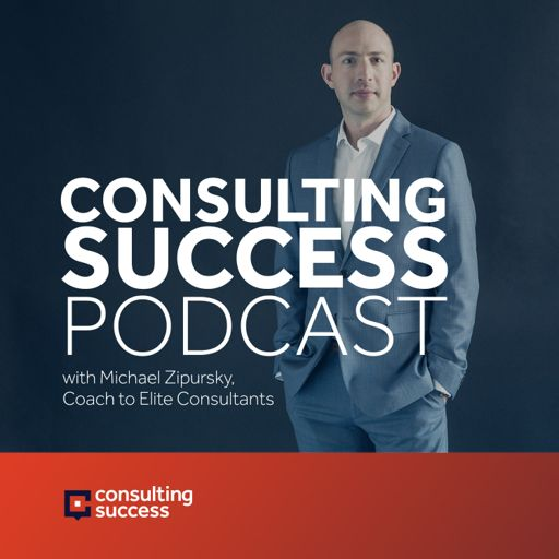 Cover art for podcast Consulting Success Podcast