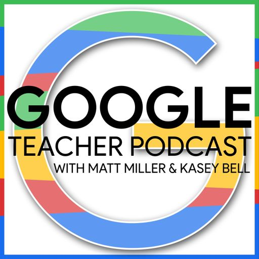 Cover art for podcast Google Teacher Podcast