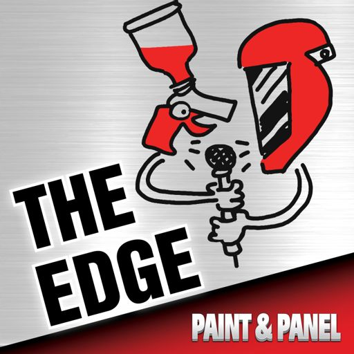 Cover art for podcast Paint and Panel: The Edge