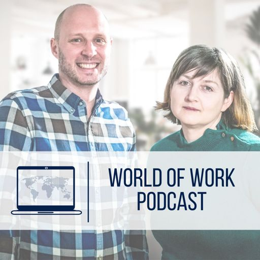 Cover art for podcast The World of Work Podcast