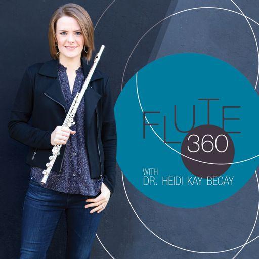 Cover art for podcast Flute 360