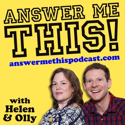 Cover art for podcast Answer Me This!