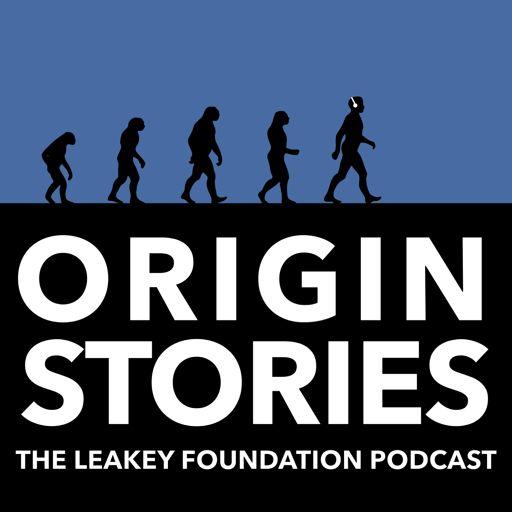 Cover art for podcast Origin Stories