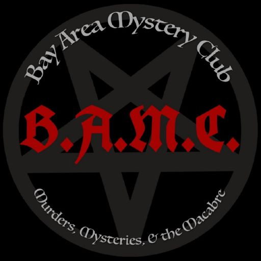Cover art for podcast Bay Area Mystery Club