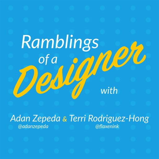 Cover art for podcast Ramblings of a Designer podcast