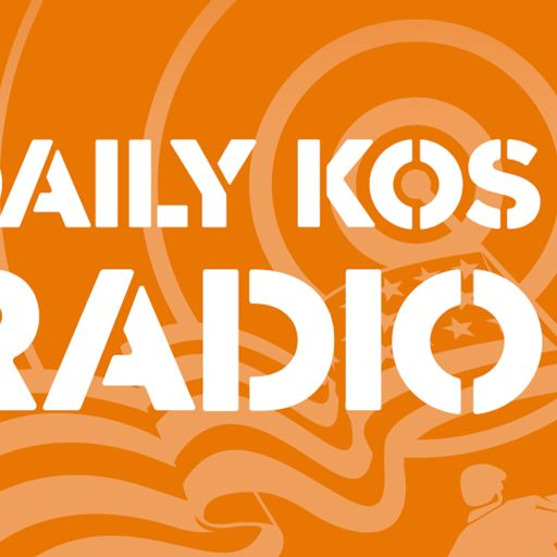 Cover art for podcast Daily Kos Radio - Kagro in the Morning