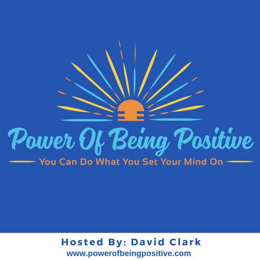 Cover art for podcast Power Of Being Positive