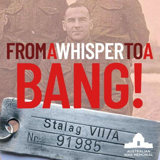 Cover art for podcast From a whisper to a bang!