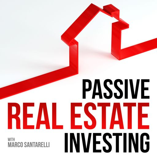 Cover art for podcast Passive Real Estate Investing