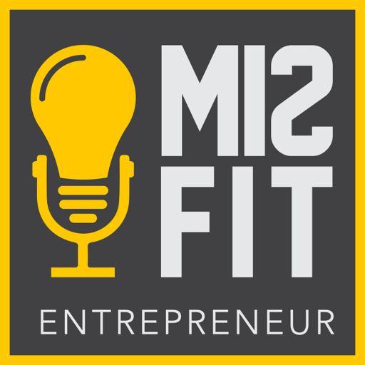 Cover art for podcast Dave Lukas, The Misfit Entrepreneur_Breakthrough Entrepreneurship