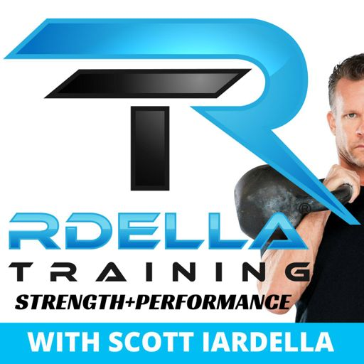 Cover art for podcast Rdella Training : The Strength & Performance Podcast