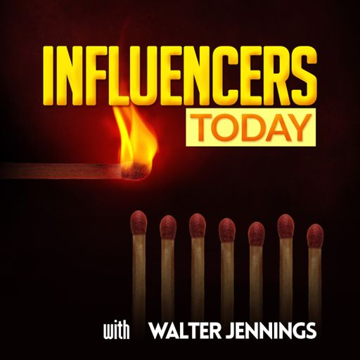 Cover art for podcast Influencers Today