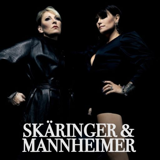 Cover art for podcast Skäringer & Mannheimer