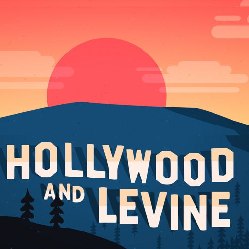 Cover art for podcast Hollywood & Levine