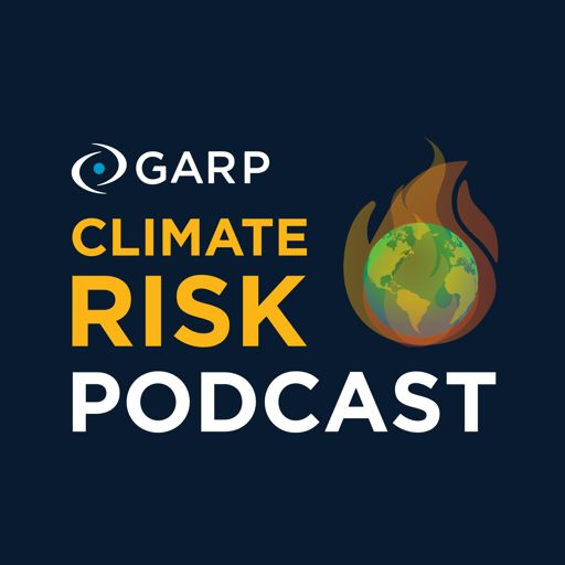 Cover art for podcast Climate Risk Podcast