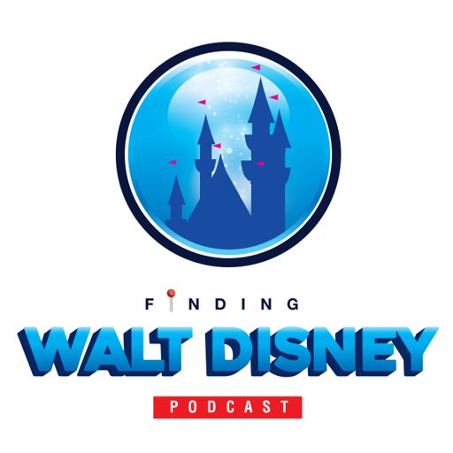Cover art for podcast Finding Walt Disney