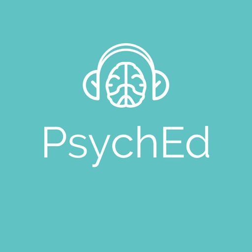 Cover art for podcast PsychEd: educational psychiatry podcast