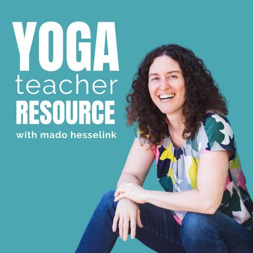 Cover art for podcast Yoga Teacher Resource Podcast